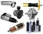 Pneumatic Air Motors by Ingersoll Rand, Desoutter, Cleco, and ATP