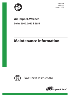 ingersoll rand service documents rh airtoolpro com Ingersoll Rand Compressor Parts Diagram Ingersoll Rand TZM 160 Parts Manual