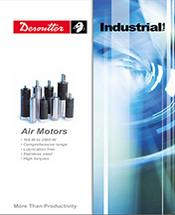 Desoutter Pneumatic Air Motors
