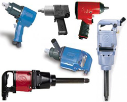Industrial Grade Air Impact Wrenches and Cordless Impact Wrenches